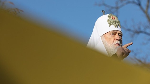 Филарет: Без моего разрешения Киево-Печерскую лавру не захватят