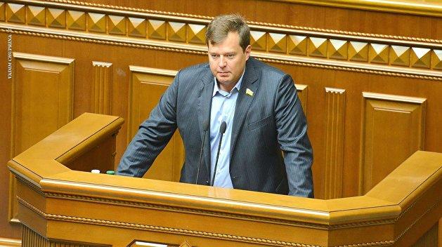Депутат Верховной Рады: Русский - базовый язык Украины