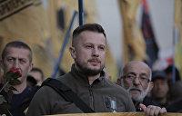 Спец по убийствам и наркотрафику: В гостях у нацистов Украины настоящий полковник