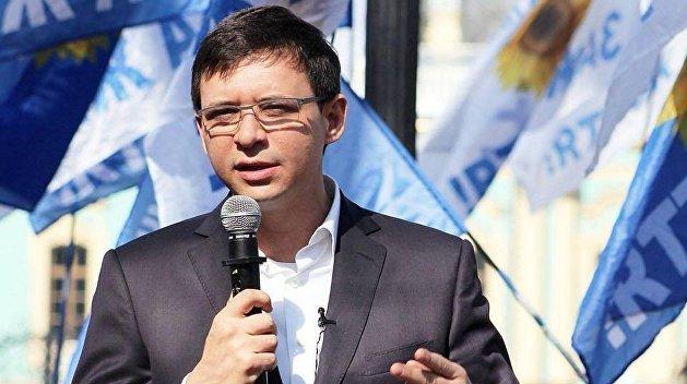 Золотарев: Мураева поставили под системное давление