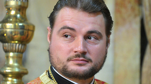 Скандальный митрополит Драбинко мечтает о самоидентификации