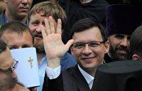 Евгений Мураев - не баг, а фишка украинской политики