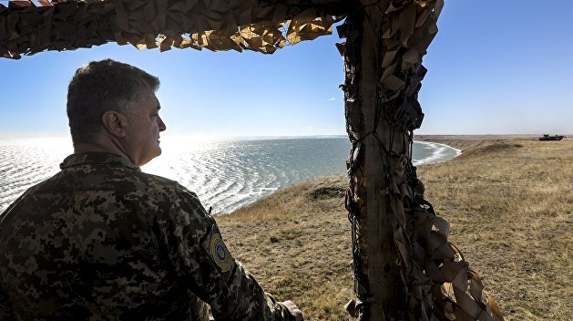 Иоффе: Внешние силы толкают Киев на эскалацию конфликта в Азовском море