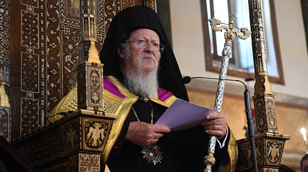 Варфоломей ранее резко отказал Алексию II на просьбу отправить русского священника в Стамбул — РПЦ