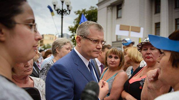 Вилкул: Поездка Бойко в Москву нанесла удар по Тимошенко