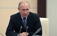 Владимир Путин поблагодарил итальянцев за помощь пострадавшим в римском метро