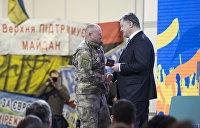 Второй срок для Порошенко будет ковать Ярош