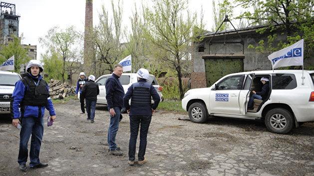 В ОБСЕ фиксируют ухудшение ситуации в Донбассе