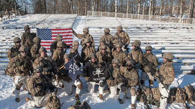 Разведка ЛНР: Новая бригада натовцев прибыла в Донбасс