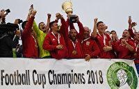Федерация футбола Украины «предала анафеме» действующих чемпионов мира