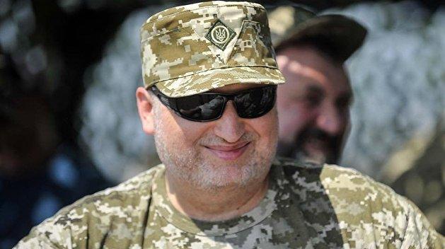 Турчинов: Украина готовится ввести военное положение из-за событий в Азовском море