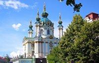 Андреевскую церковь в Киеве отдали Варфоломею униаты и сайентологи