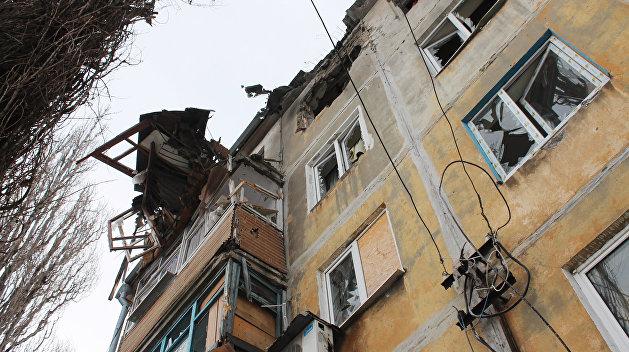 В Донецке из-за обстрела ВСУ ранены мирные жители