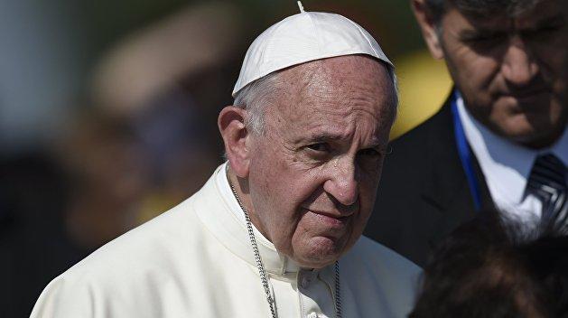 Папа Римский планирует посетить Украину