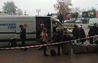 Во Львове эвакуировали 800 человек из-за сообщений о минировании вокзала
