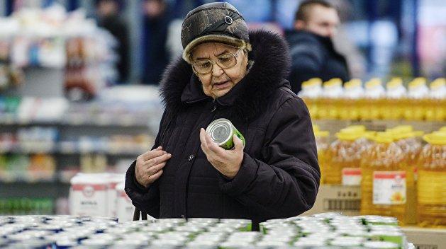 Значительный рост цен на продукты питания ждет украинцев