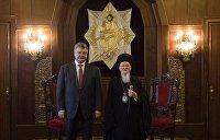 Новинский: На Украине хотят создать «Порошенковский патриархат»