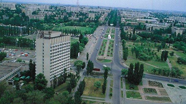 На набережной в центре Николаева нашли противотанковую мину
