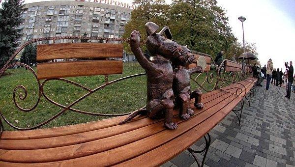 VGORODE.UA: Топ-10 арт-объектов Днепра, которые тебя удивят