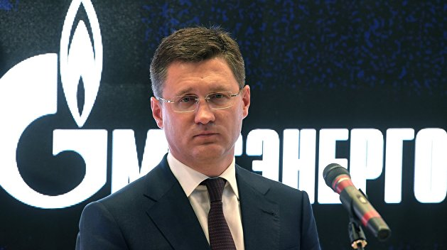 Для России транзит газа через Украину сегодня самый дорогой — Новак