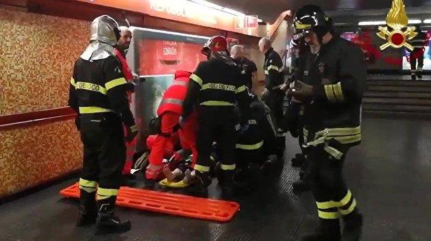 Косачев: РФ готова помочь в расследовании инцидента с болельщиками в метро Рима