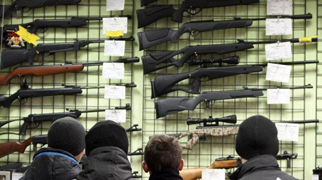Мирошниченко: Легализация оружия сделает всех украинцев военнообязанными