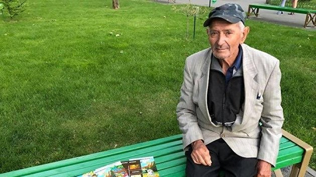 Сказочная щедрость: Харьковчане пожертвовали крупную сумму 90-летнему детскому писателю