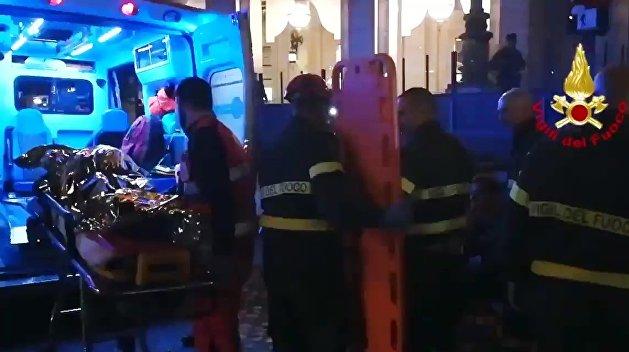 Пострадавшие в римском метро украинцы выписались из больницы