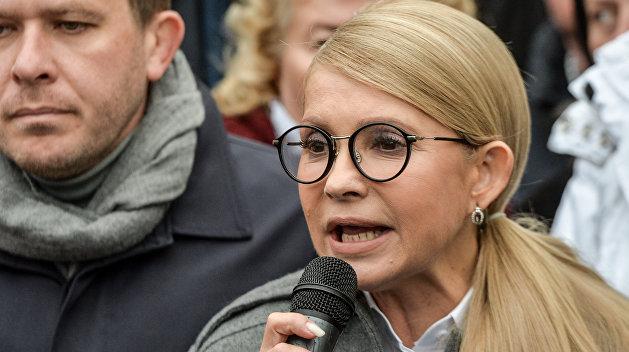 Власти Крыма назвали безумным заявление Тимошенко о компенсациях