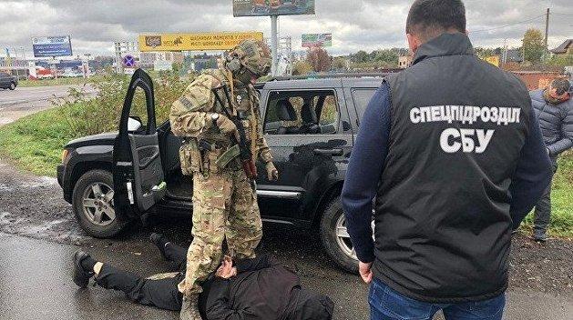 СБУ: В Хмельницкой области ликвидирован масштабный канал сбыта оружия