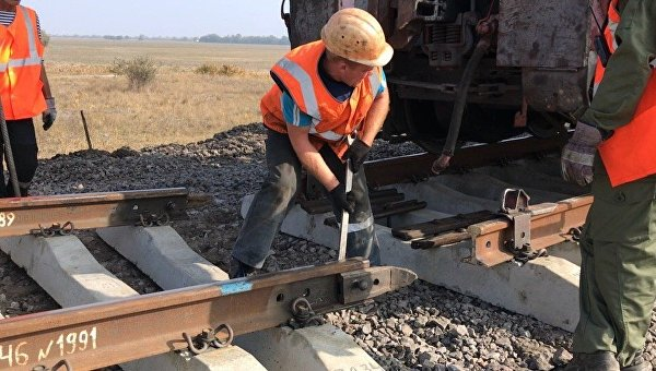 Восставшая из пепла: Новая жизнь железной дороги Крыма. ФОТОРЕПОРТАЖ