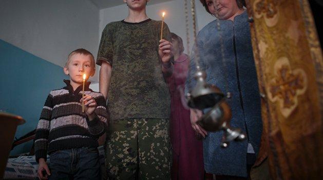 В Киеве выясняют, имеет ли право государство описывать церковное имущество