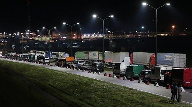 Климкин: Польша закрыла «зеленый коридор» с Украиной
