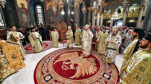 Румынская православная церковь выдвинула условие для признания ПЦУ
