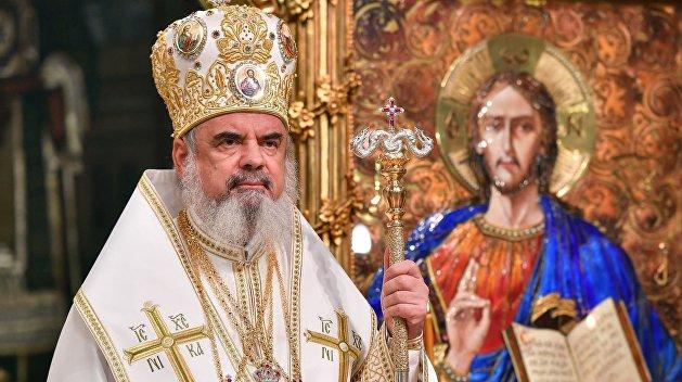 Румынская православная церковь высказалась по томосу для Украины