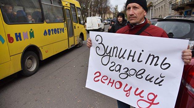 Бортник: Европейские цены на газ — обман украинской власти
