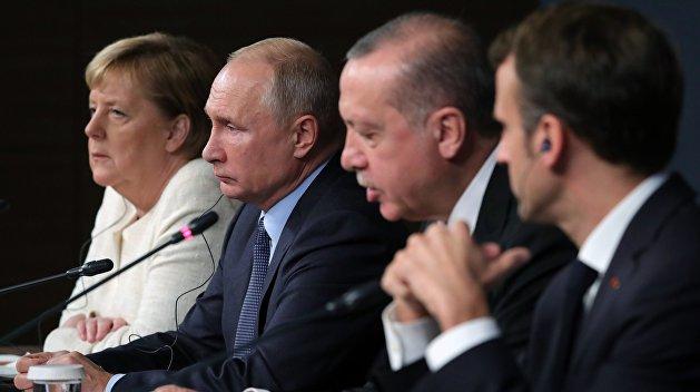 Судьбу Сирии Россия решит без США