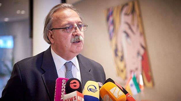 Оппозиционный кандидат Вашадзе заявил, что не признает итоги выборов президента Грузии