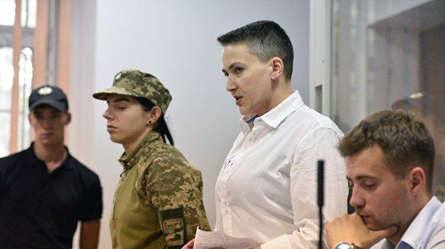 Надежда Надежды. «Супертеррористка» Украины Савченко ждет защиты в ЕСПЧ