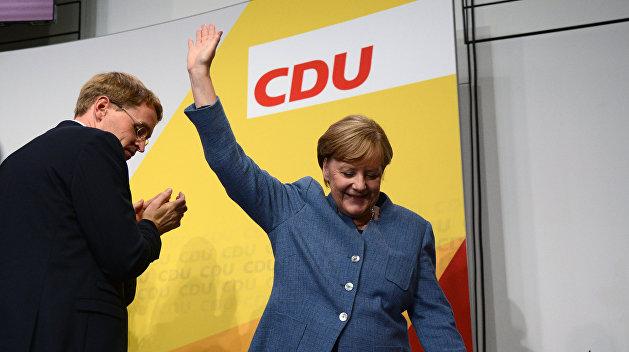 Провал партии Меркель в Гессене — предвестник всемирного краха либералов