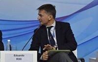 Идеи Путина близки нам — замминистра транспорта Италии