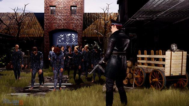 Перешли черту. Поляки обиделись на Украину за игру про Освенцим