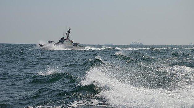 ВМС Украины: Российский корабль протаранил буксир «Яни Капу»