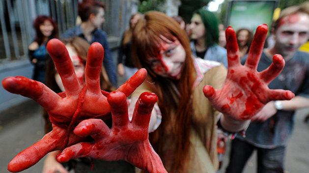 Лукаш: На Украине каждый день — Хеллоуин