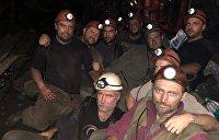 Акт отчаяния. Бастующие на Украине шахтеры — на грани смерти, один сошел с ума