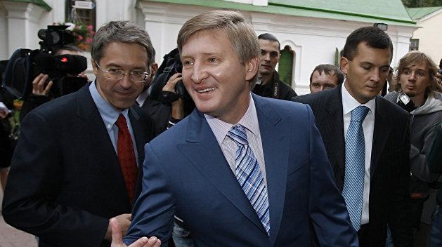 Игры олигархов: «национализация» Ахметова и смерть Оппоблока