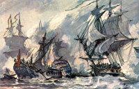 День в истории. 6 ноября: начался разгром османского флота под Патрасом