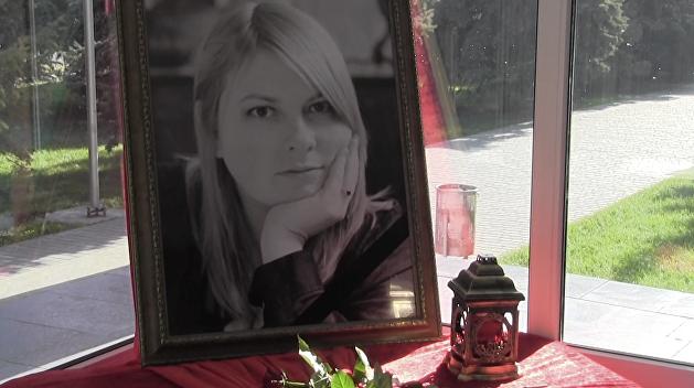 Отец убитой Гандзюк тайно встречался с Порошенко