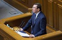 Золотарев: Луценко грозит отставкой, опасаясь роли политического киллера