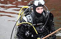 Девушка-водолаз из Одессы спасает людей и мечтает найти затонувший корабль — «Думская»